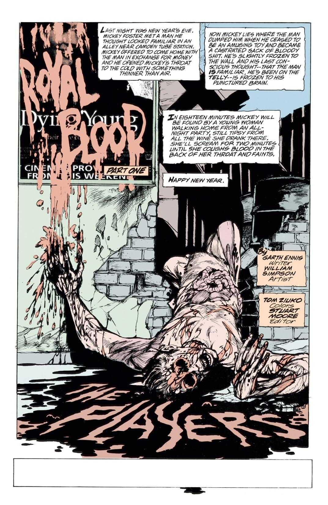 Hellblazer #52