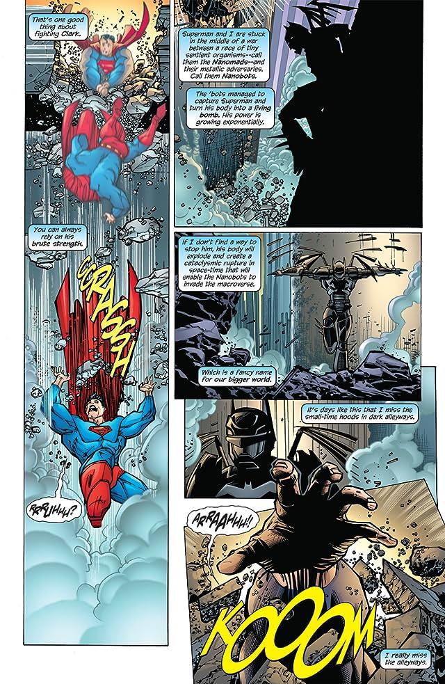 click for super-sized previews of Superman/Batman #59