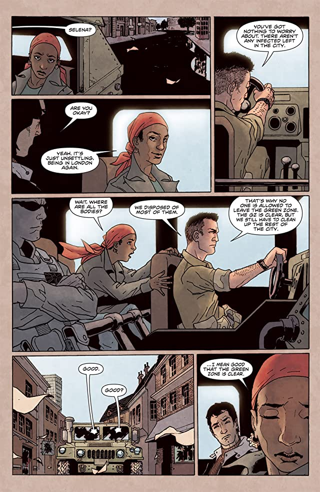 click for super-sized previews of 28 Days Later #21