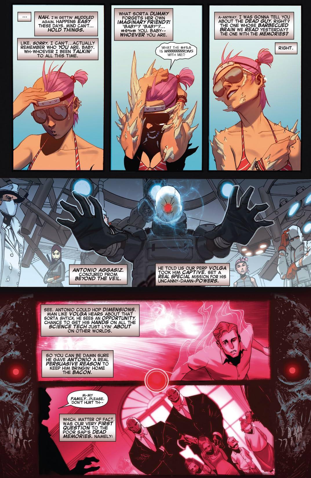 X-Force (2014-) #5