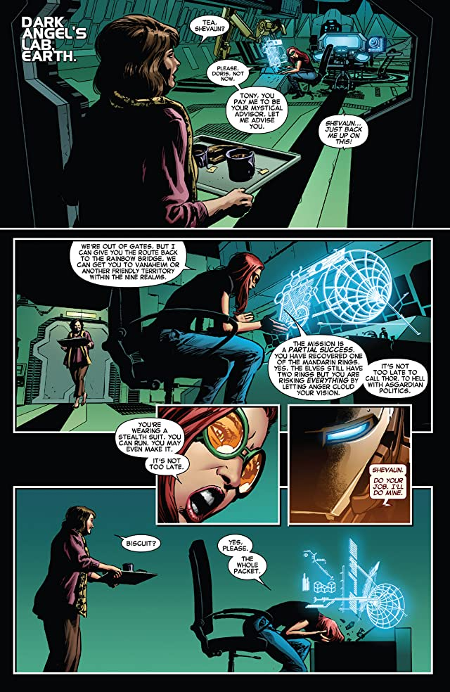 click for super-sized previews of Iron Man (2012-) #25