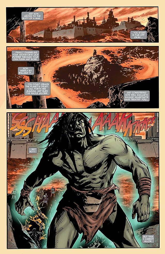 Skaar: Son of Hulk #7