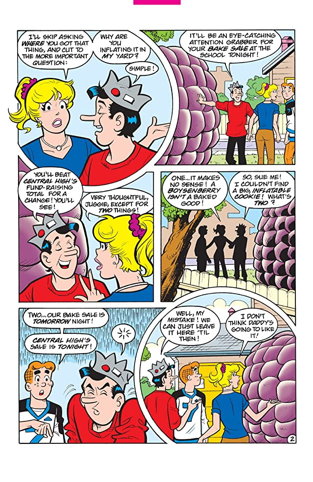 click for super-sized previews of Jughead #158