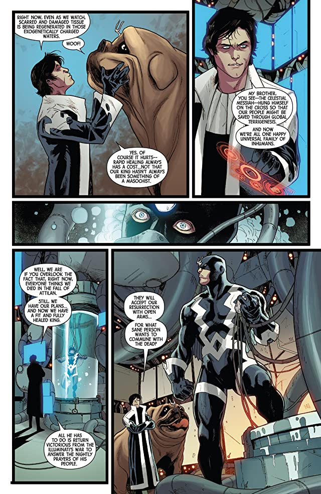 click for super-sized previews of New Avengers (2013-2015) #18