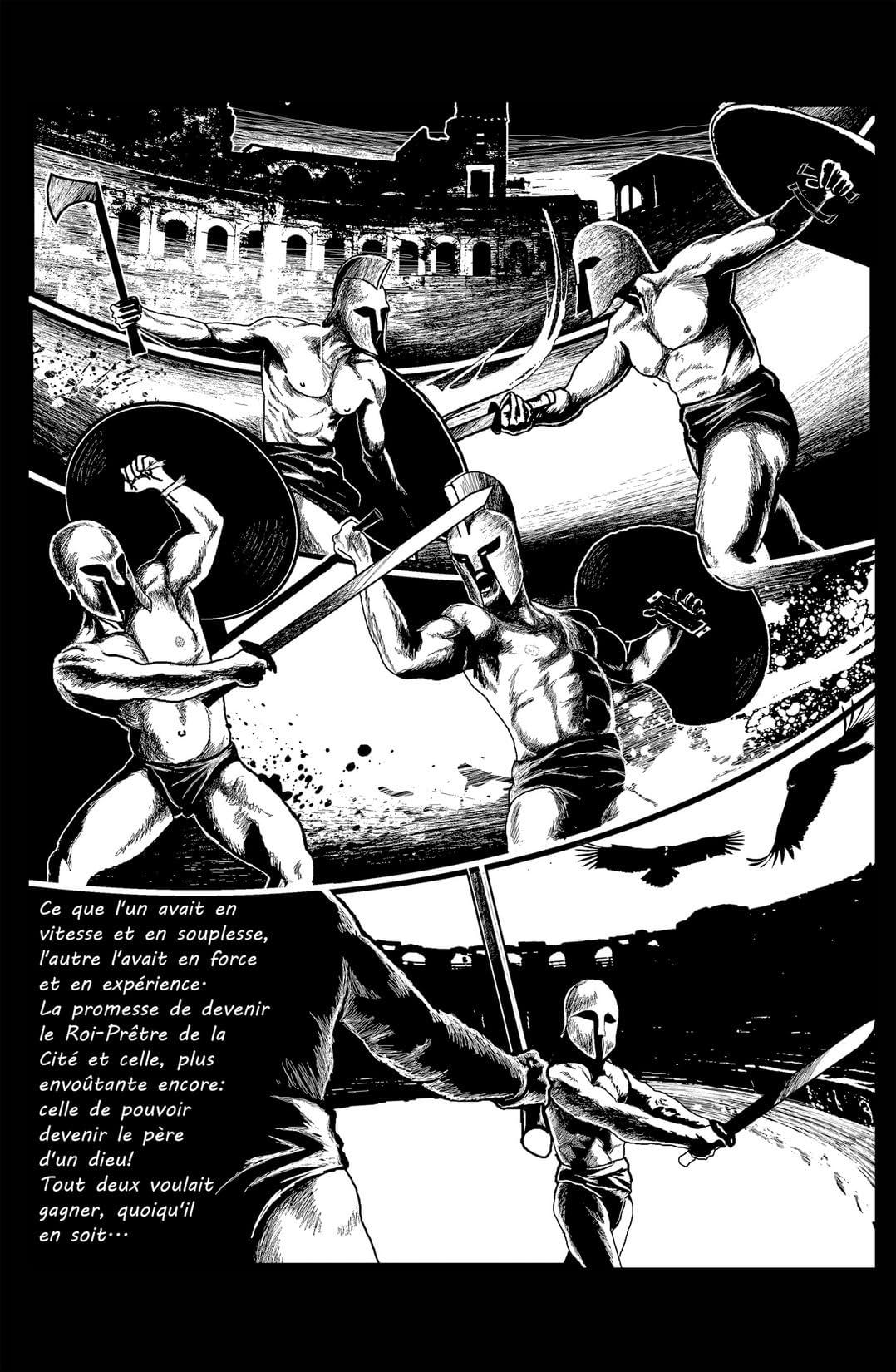 DEAD MEAT COMIX le mag Vol. 1