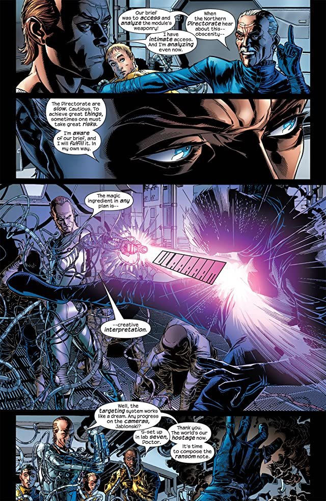 click for super-sized previews of Ultimate Vision #2