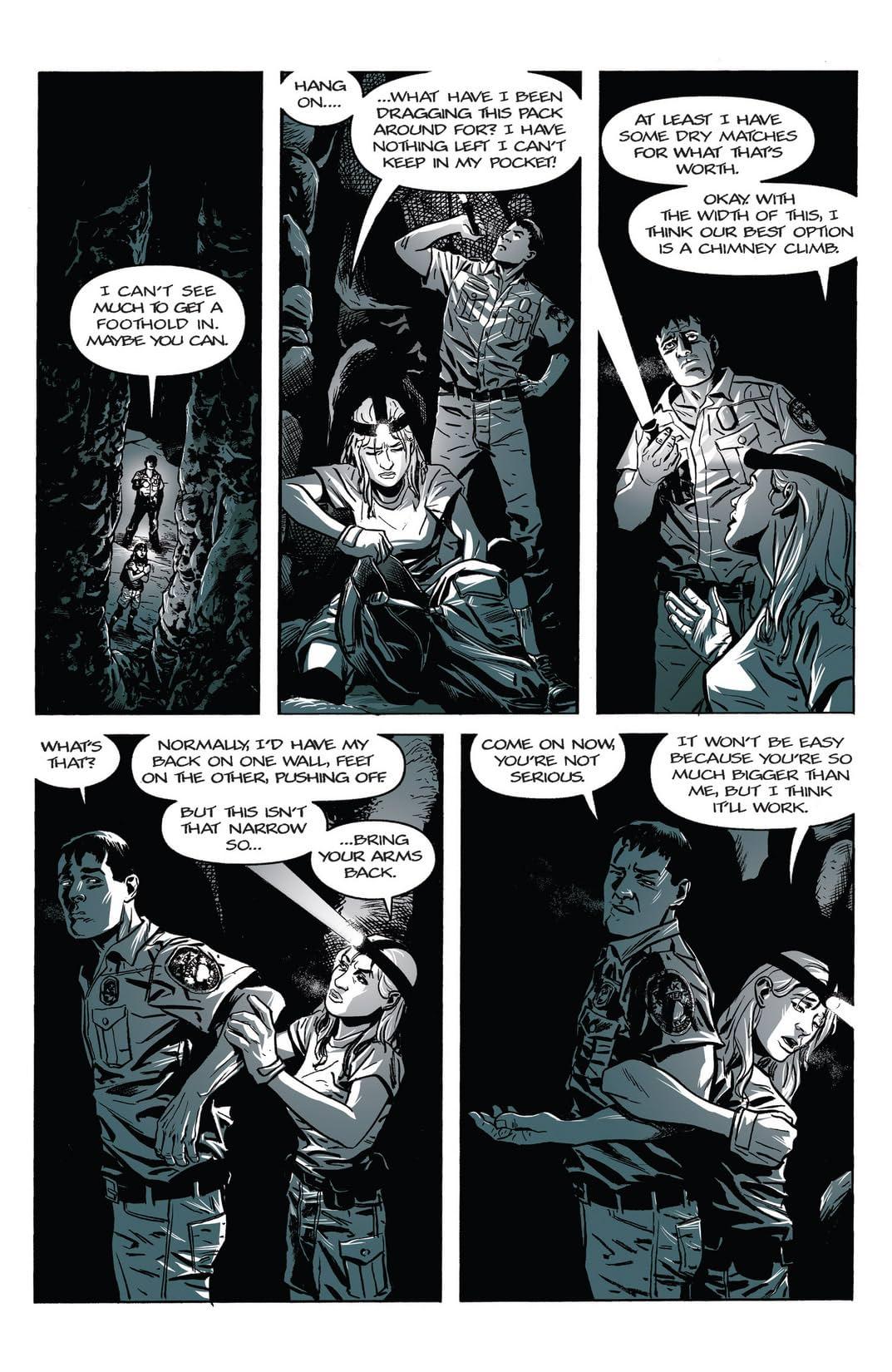 Underground #5 (of 5)