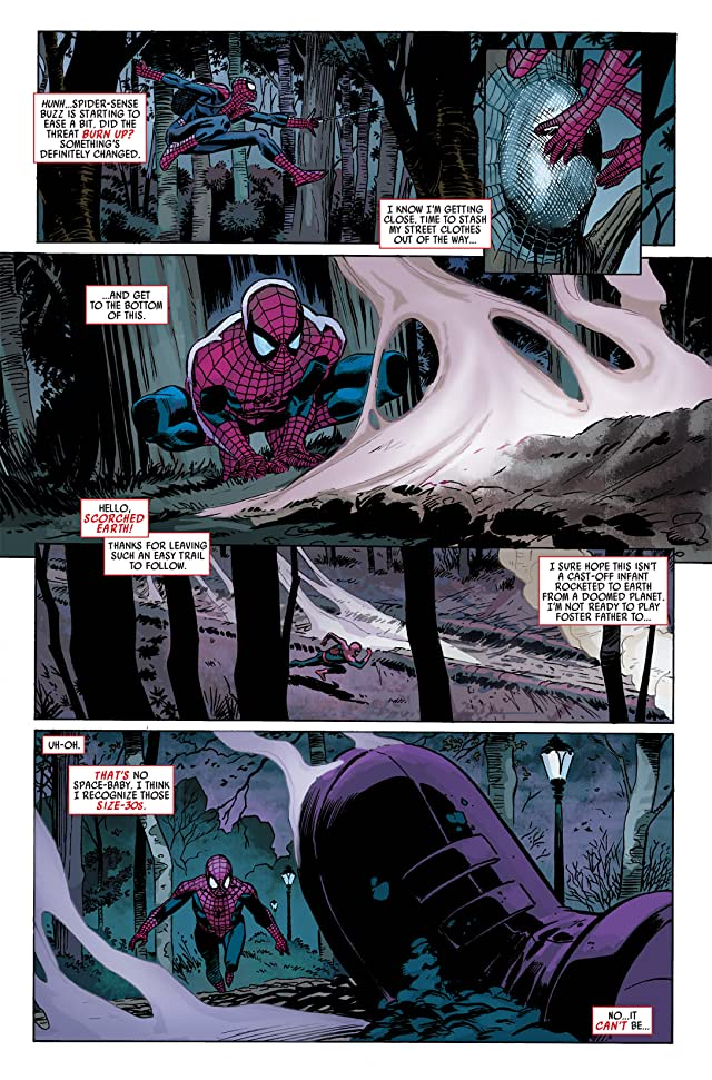 Amazing Spider-Man (1999-2013) #627