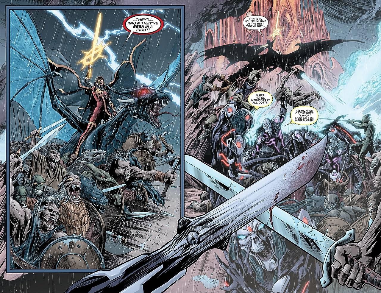 Annihilation: Conquest - Quasar #4 (of 4)