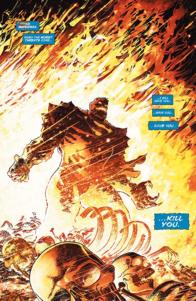 Action Comics (2011-) #31
