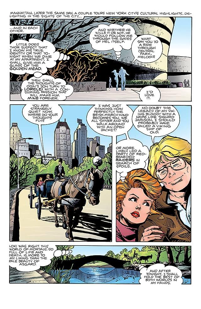 Thor (1966-1996) #345