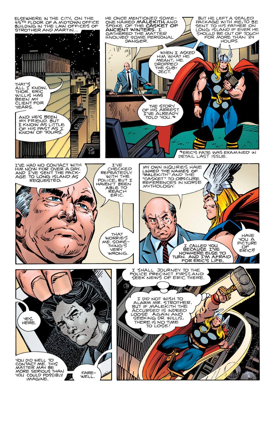 Thor (1966-1996) #346