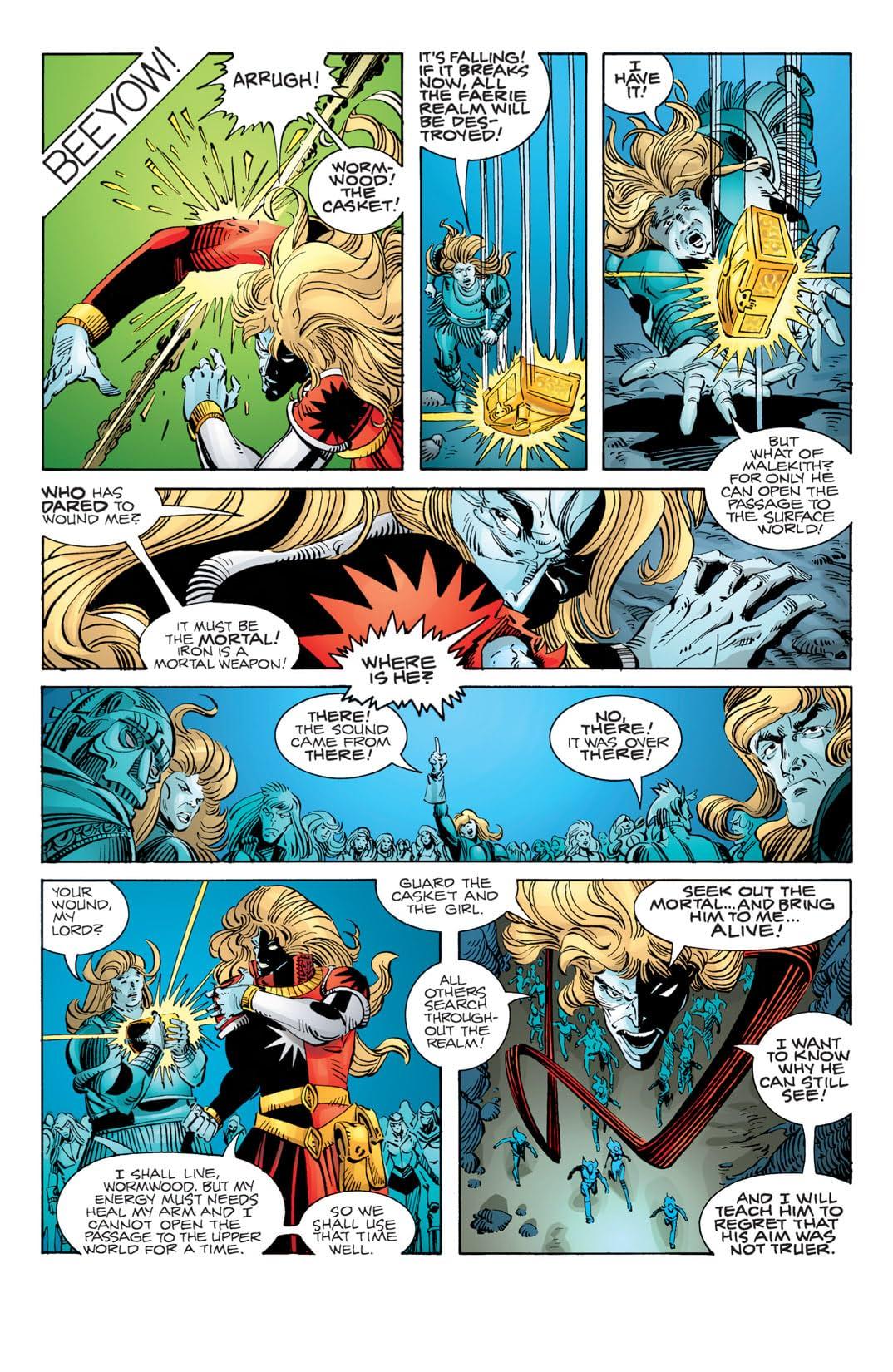 Thor (1966-1996) #348