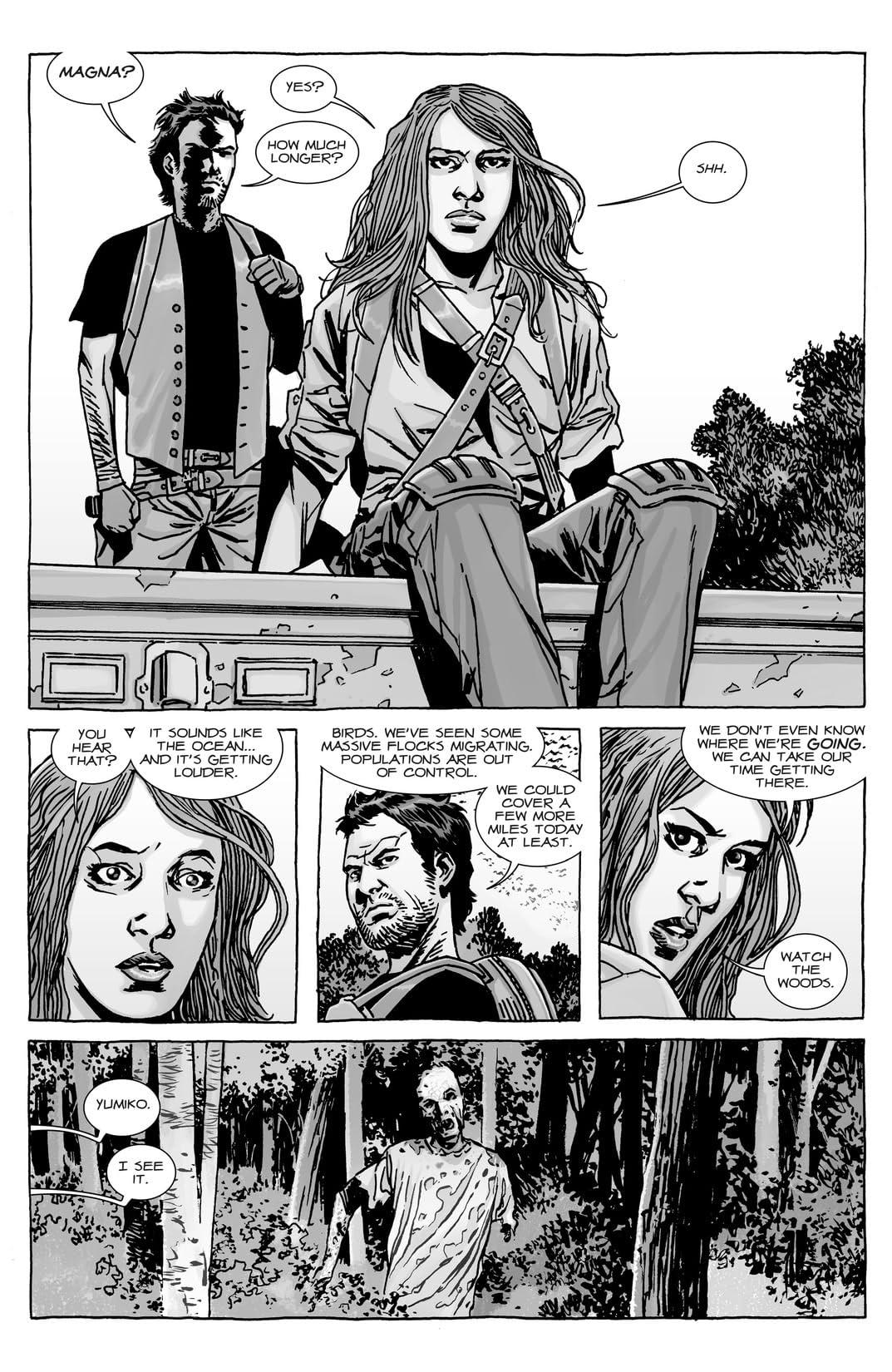 The Walking Dead #127