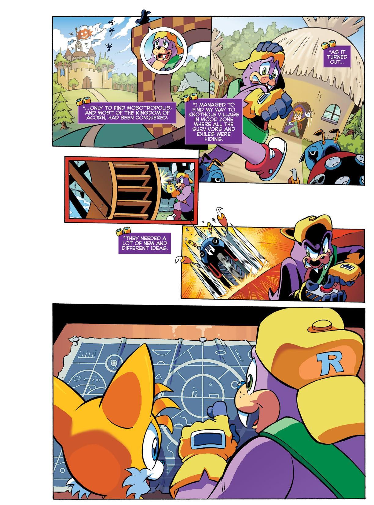 Sonic Super Digest #7