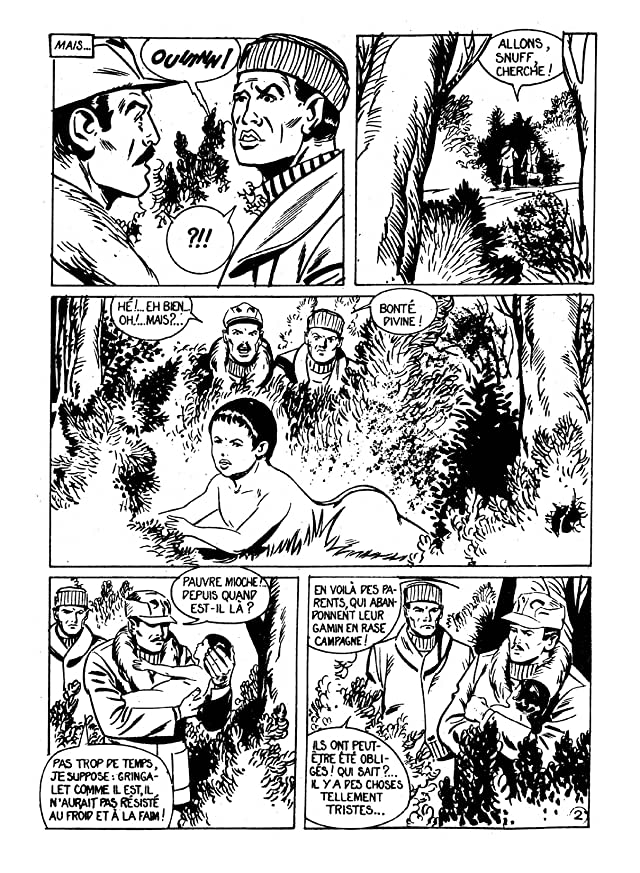 click for super-sized previews of JAYDE Vol. 1: L'Enfant du mystère