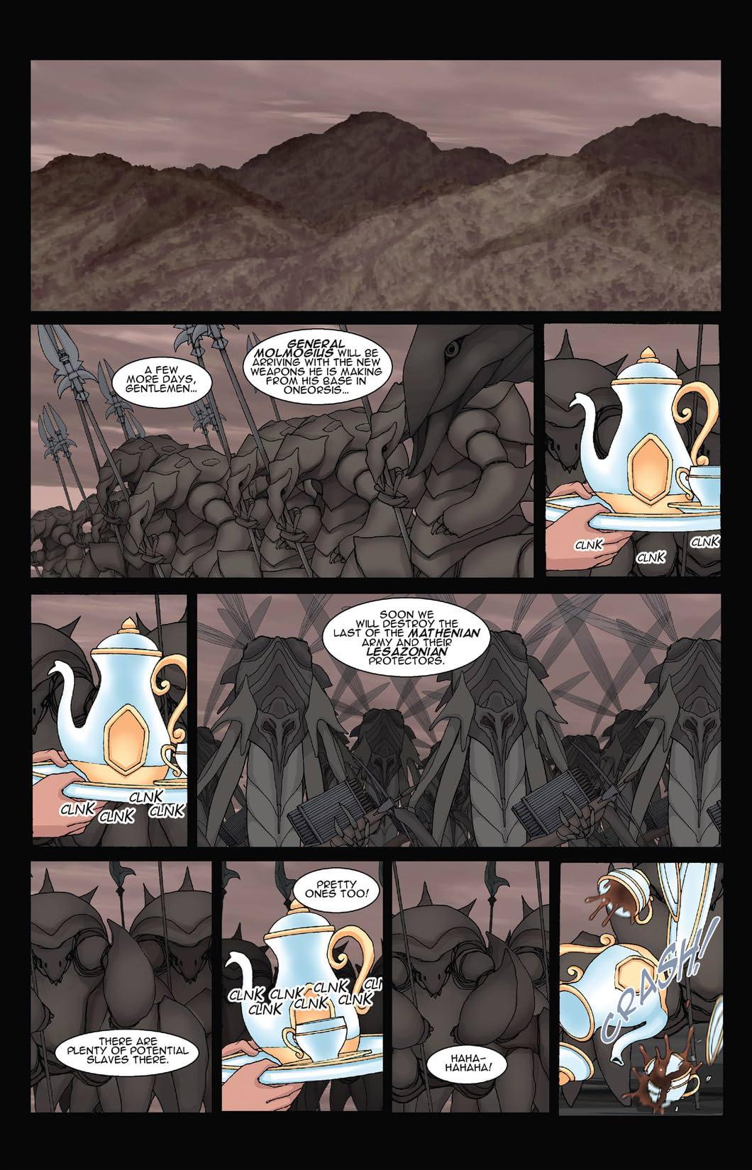 Neotopia Vol. 3 #4: The Kingdoms Beyond