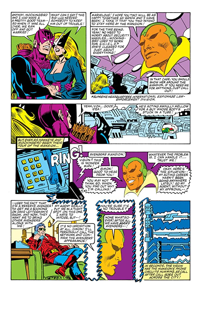 click for super-sized previews of Avengers (1963-1996) #239