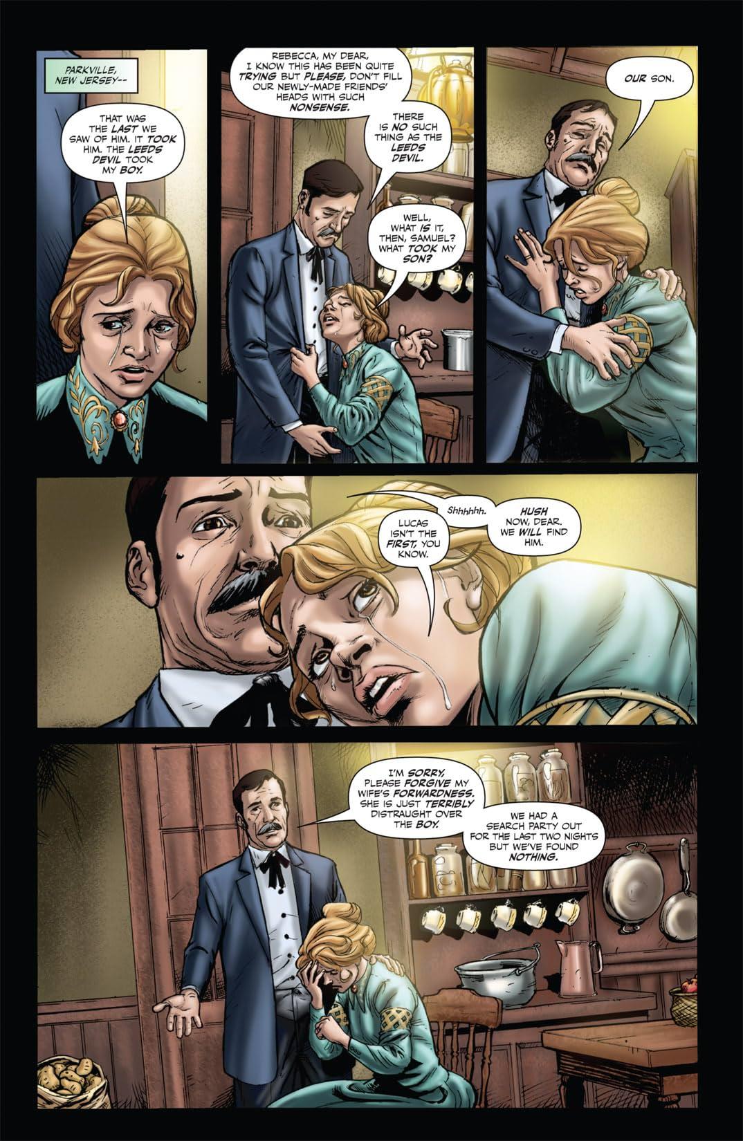Salem's Daughter #4