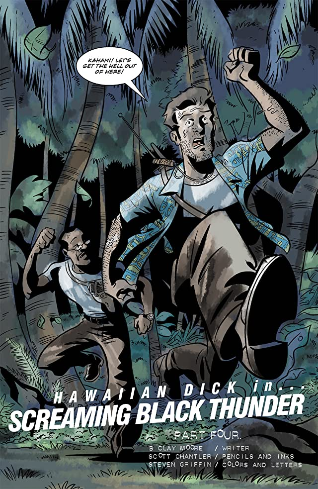 click for super-sized previews of Hawaiian Dick #4