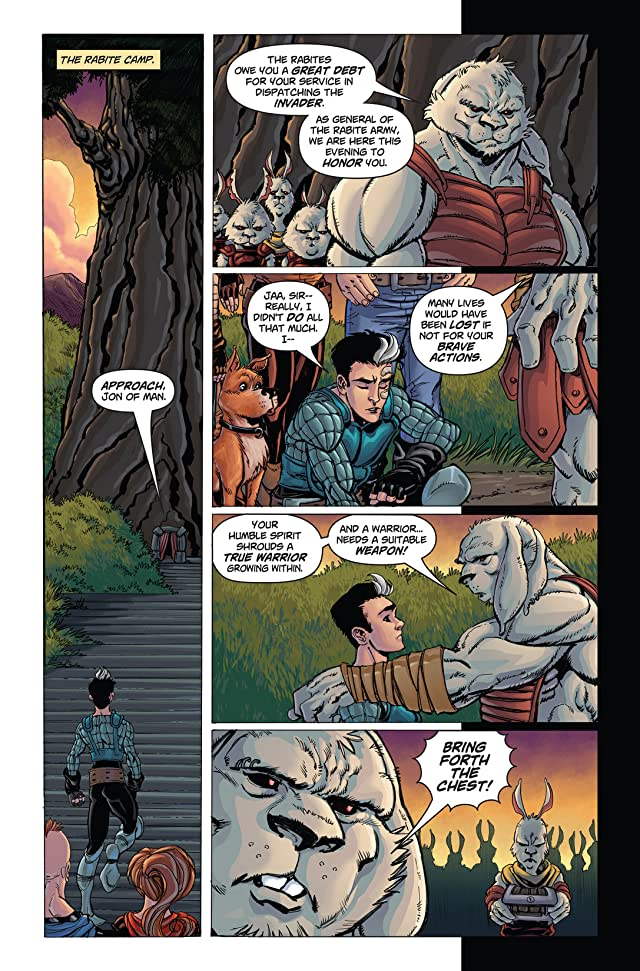 click for super-sized previews of Skyward #7