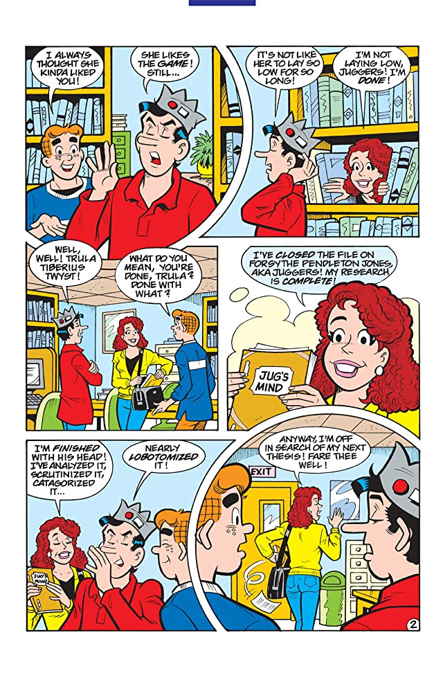 click for super-sized previews of Jughead #160