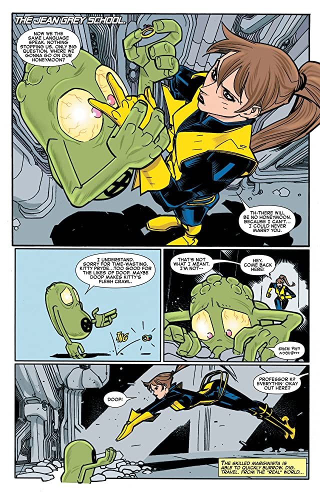 click for super-sized previews of All-New Doop #2 (of 5)