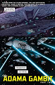 Classic Battlestar Galactica Vol. 2 #11: Digital Exclusive Edition