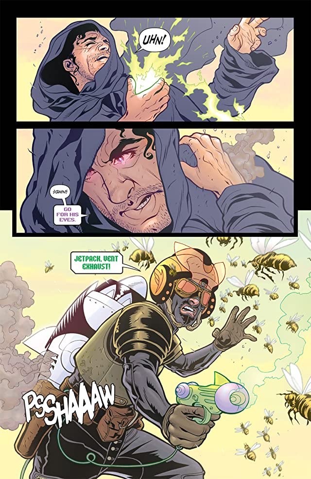 click for super-sized previews of Ex Machina #41