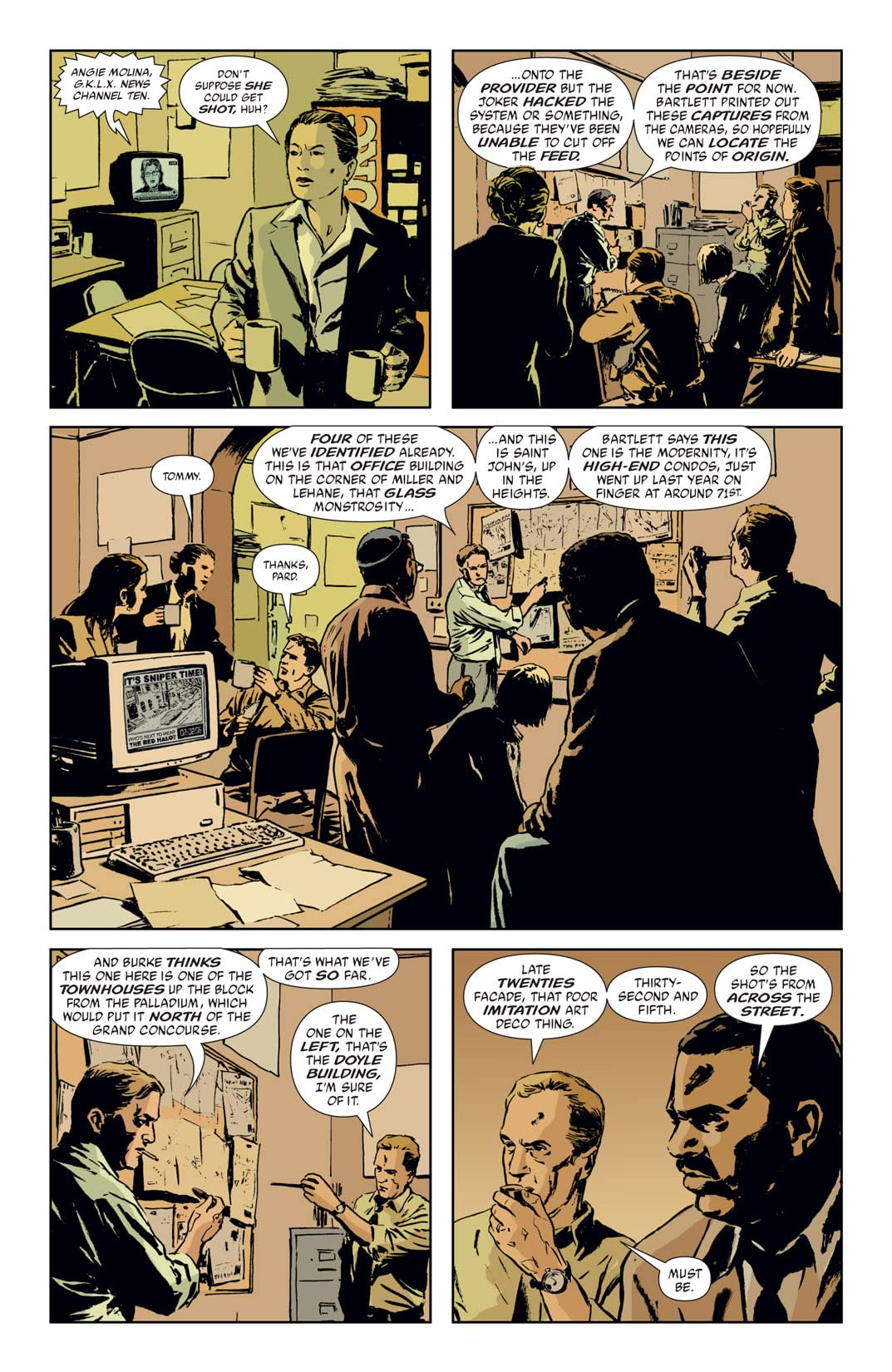 Gotham Central #14