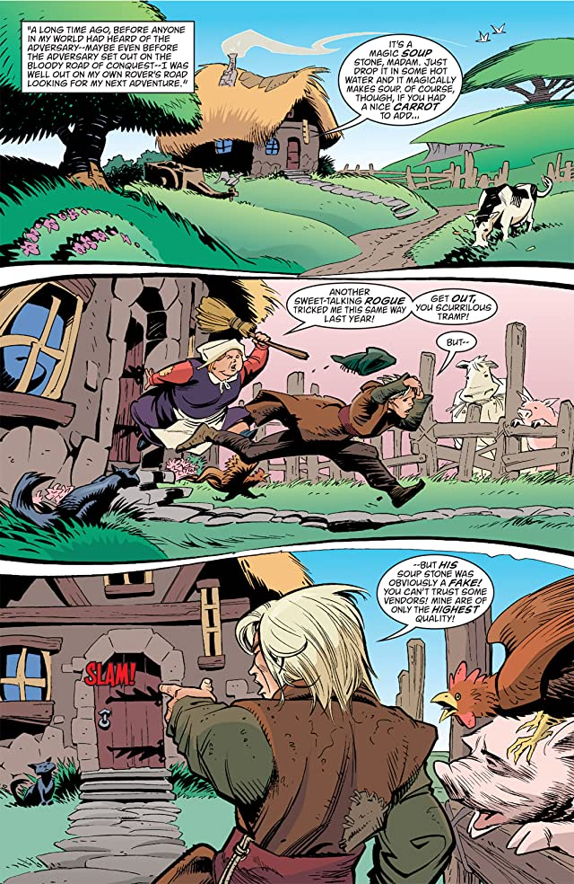 click for super-sized previews of Jack of Fables #6