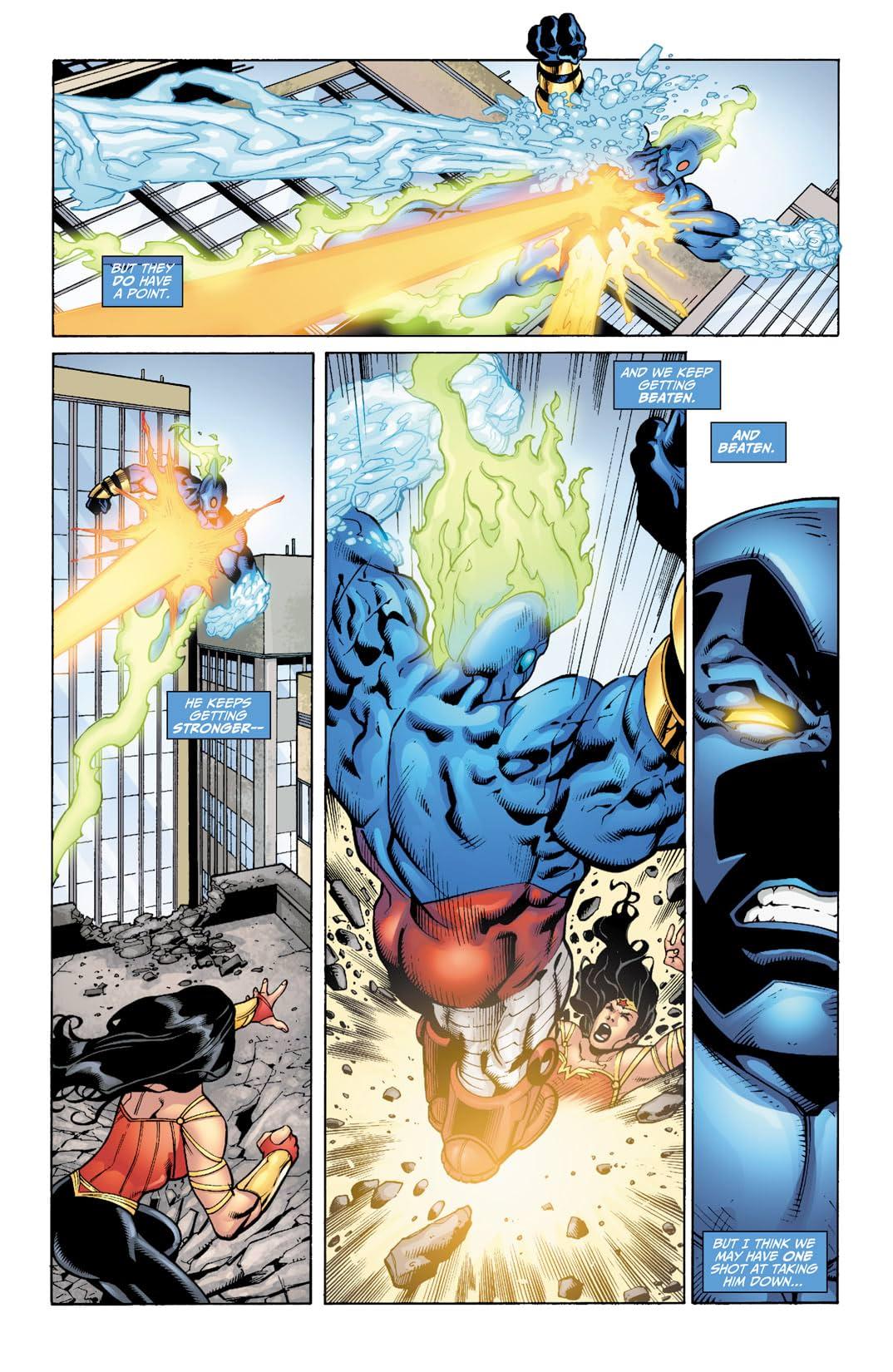 Justice League: Generation Lost #24
