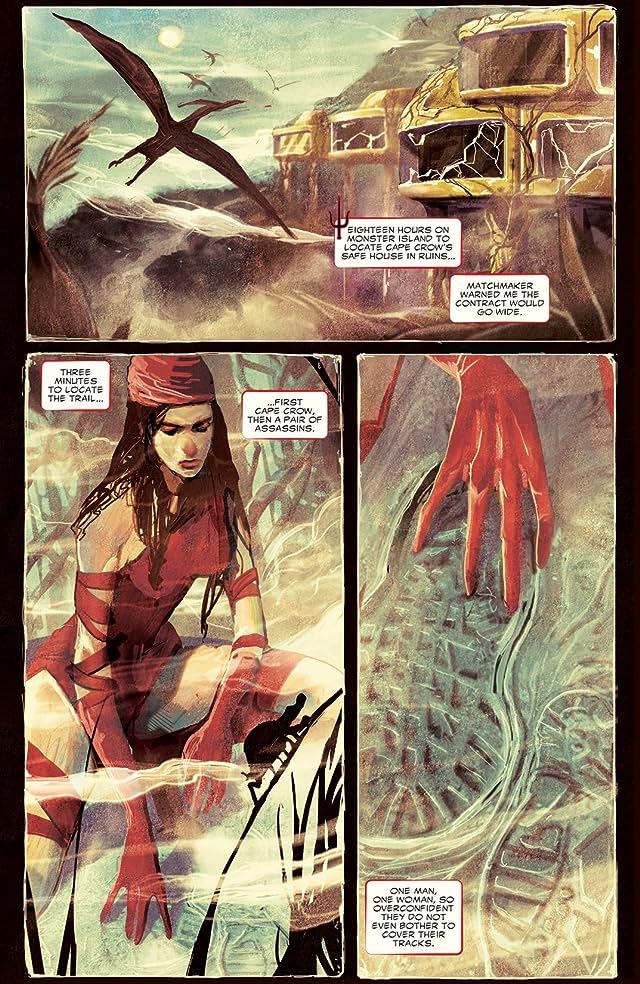 Elektra (2014-2015) #2