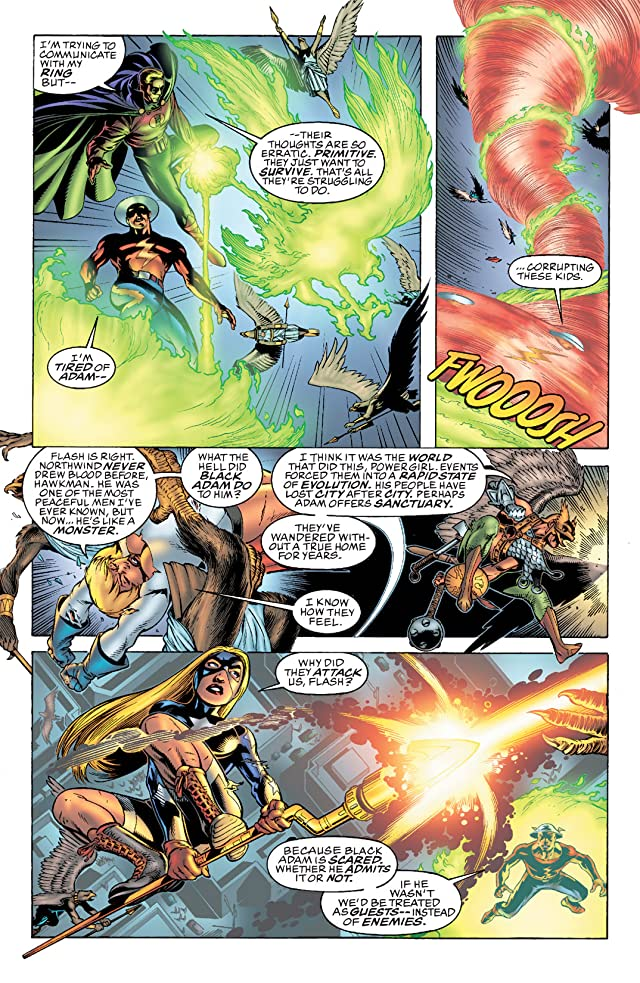 click for super-sized previews of Hawkman (2002-2006) #24