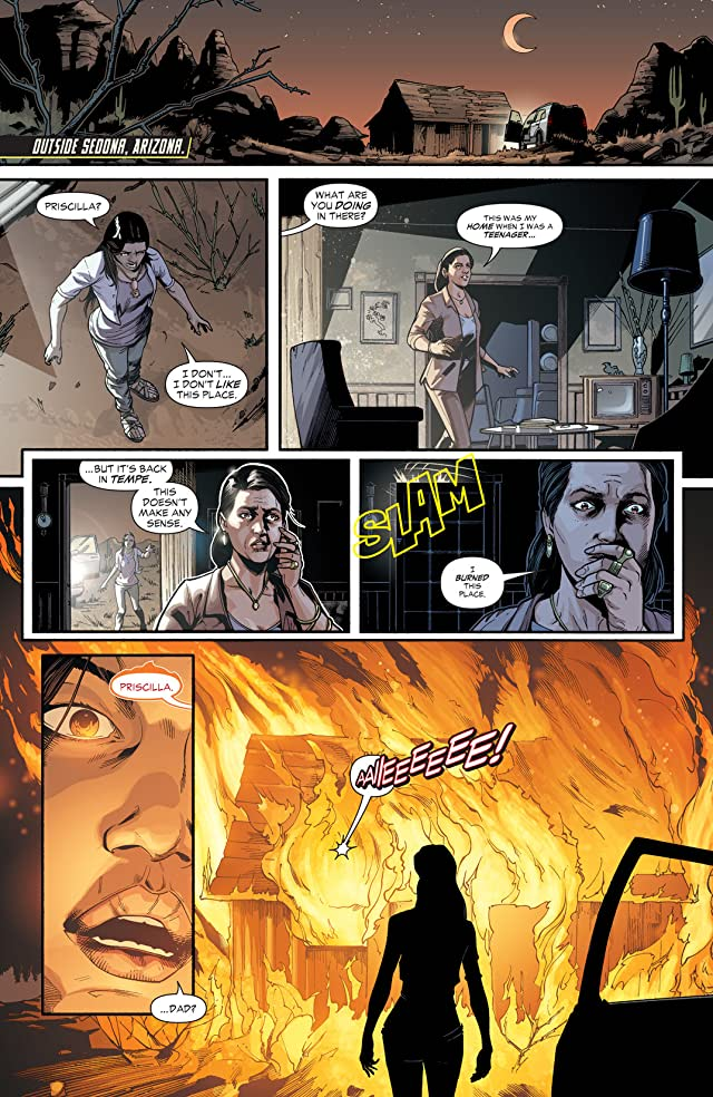 click for super-sized previews of Constantine (2013-2015) #14