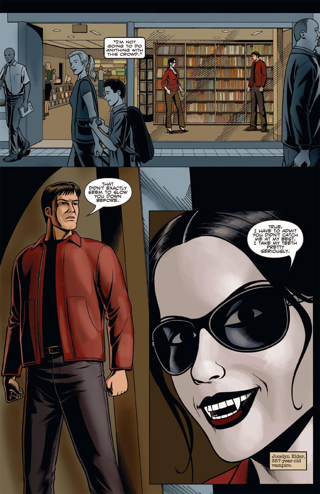 Vampire, PA #1 (of 3)