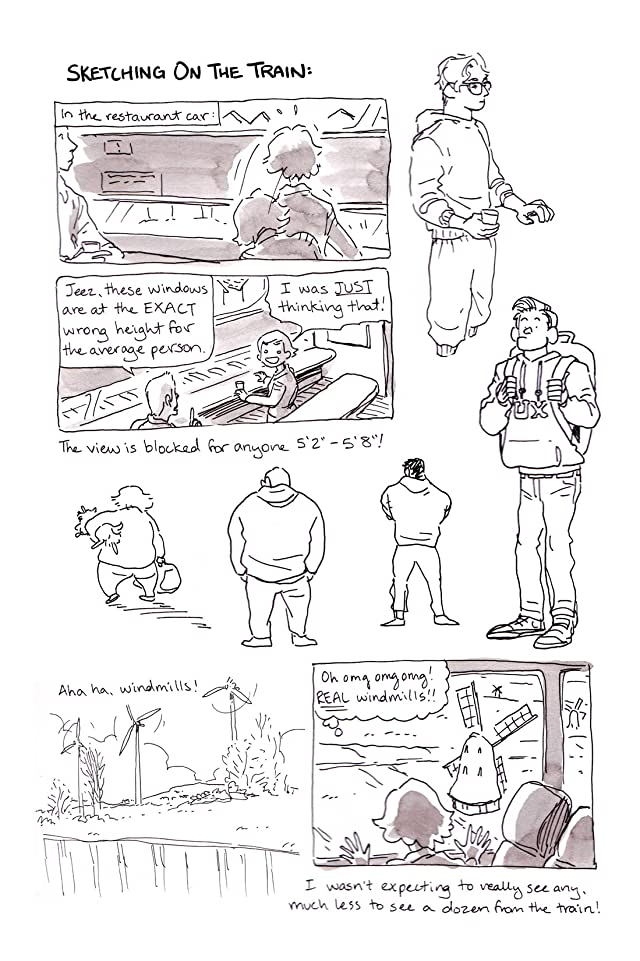 Amsterdam Sketchbook