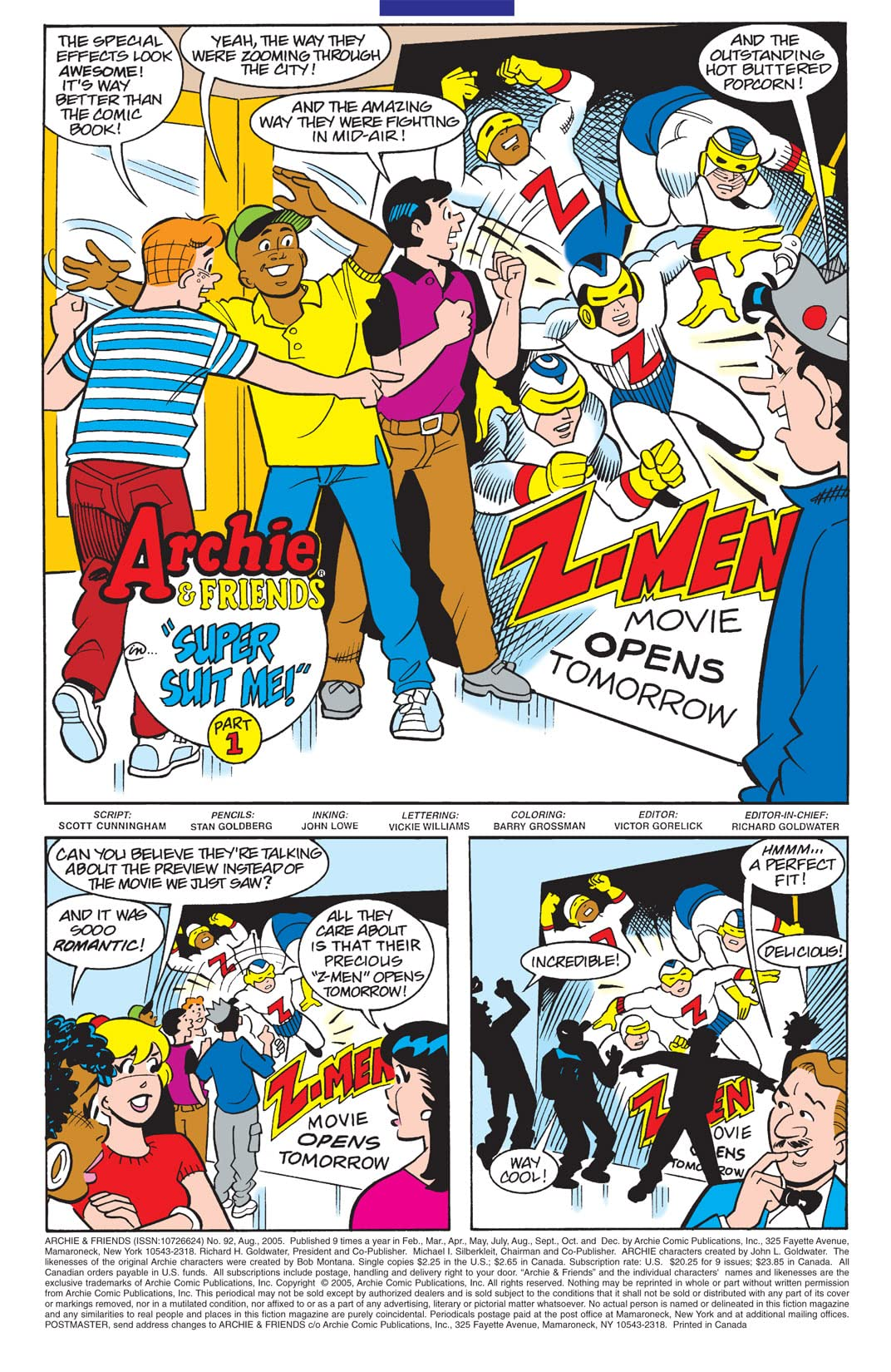 Archie & Friends #92