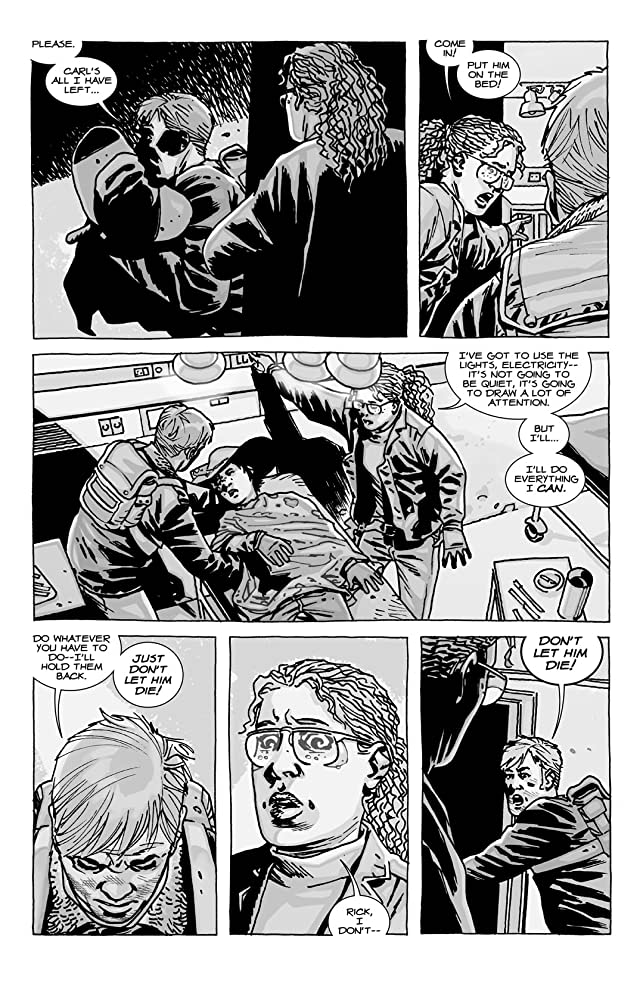 click for super-sized previews of The Walking Dead #84