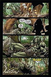 Skaar: King of the Savage Land #1 (of 5)