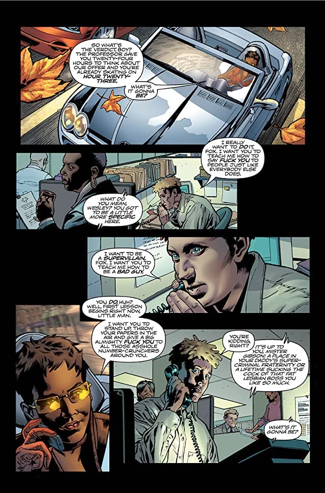 click for super-sized previews of Wanted #2