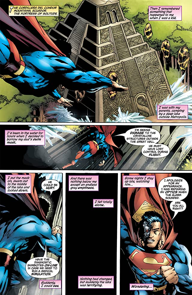 click for super-sized previews of Superman (1987-2006) #219