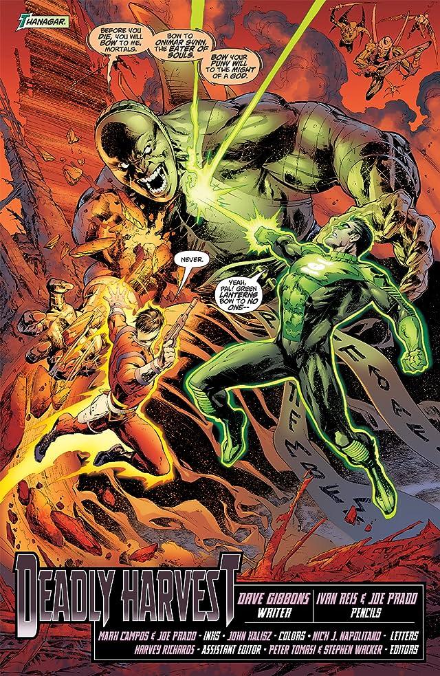 click for super-sized previews of Rann/Thanagar War #4 (of 6)