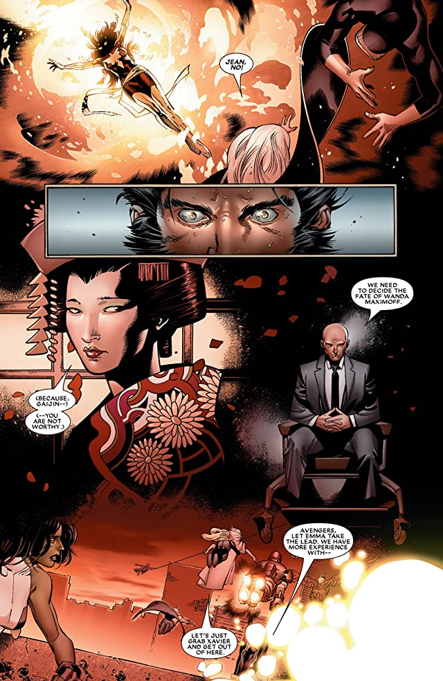 click for super-sized previews of House of M #3