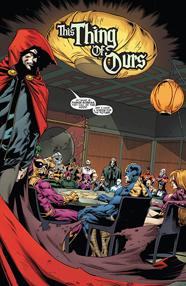 House of M: Masters of Evil #1 (of 4)