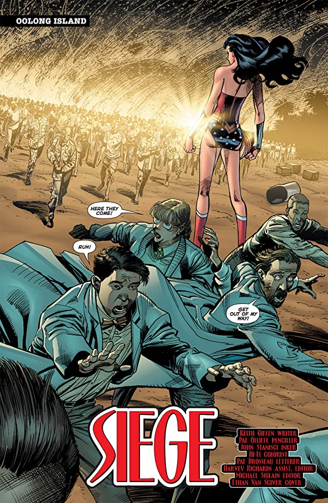 click for super-sized previews of 52 Aftermath: The Four Horsemen #4 (of 6)