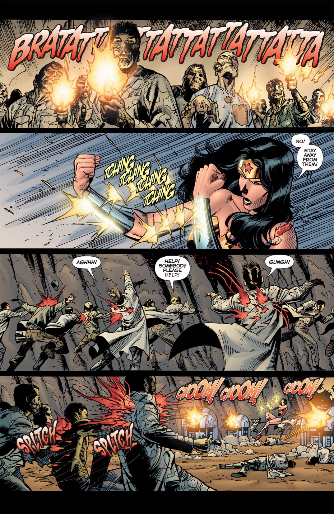 52 Aftermath: The Four Horsemen #4 (of 6)