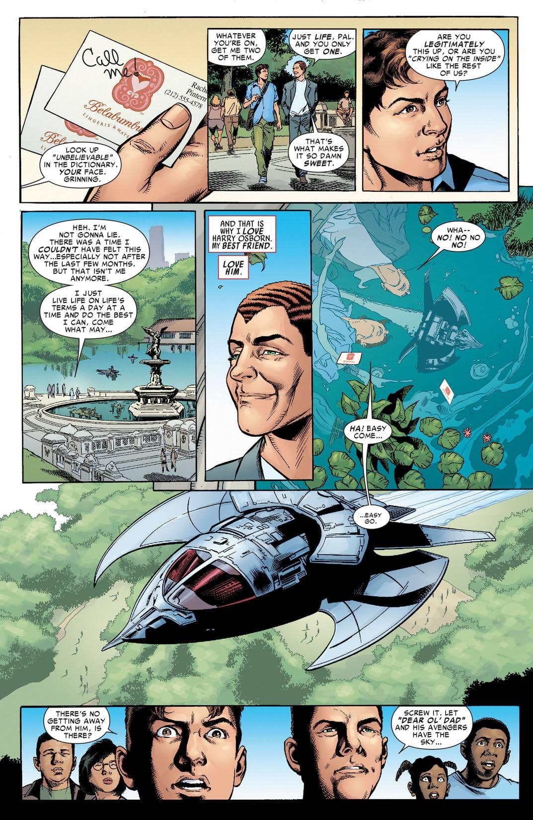 Amazing Spider-Man (1999-2013) #595