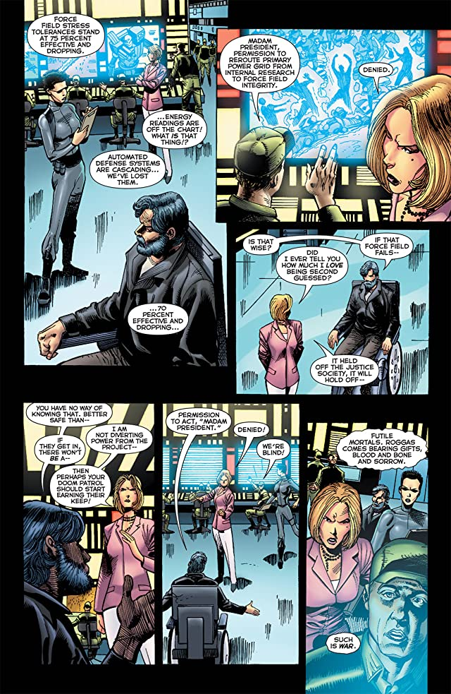 52 Aftermath: The Four Horsemen #5 (of 6)