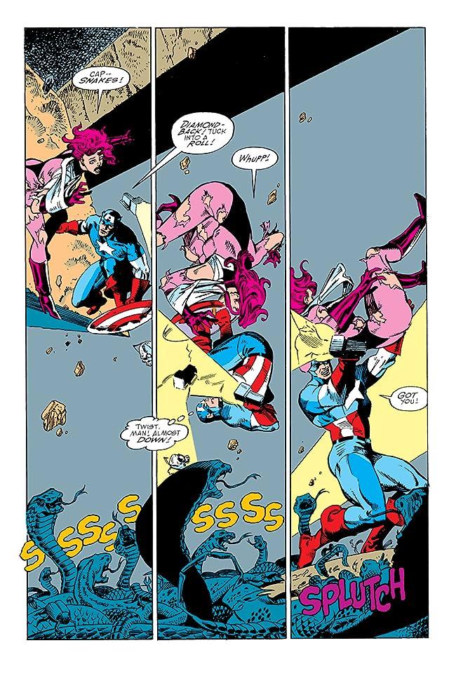 Captain America (1968-1996) #361